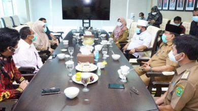 Photo of Walikota Siap Bersinergi dengan Kepala BPK Perwakilan Bengkulu yang Baru