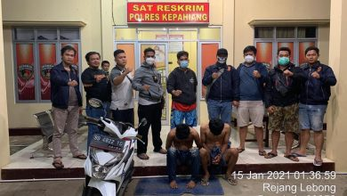 Photo of Perkosa Anak Dibawah Umur Secara Bergiliran, 2 Warga Benteng Ditangkap Polres Kepahiang