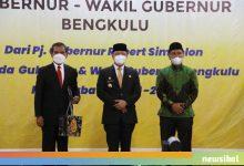 Photo of Serah Terima Jabatan dari Penjabat (Pj) Gubernur Bengkulu