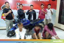 Photo of Curi Motor Kawasan Selebar, Tiga Pemuda Seluma Tertangkap Polisi