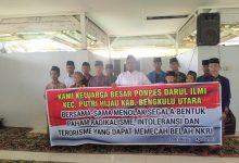 Photo of Pondok Pesantren Darul Ilmi Tolak Keras Paham Radikalisme, Intoleransi dan Terorisme