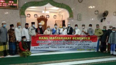 Photo of Ustads Junaidi Ajak Jemaah Lawan Paham Radikalisme