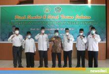 Photo of Serah Terima Jabatan Rektor, IAIN Bengkulu Dipimpin Pelaksana Tugas