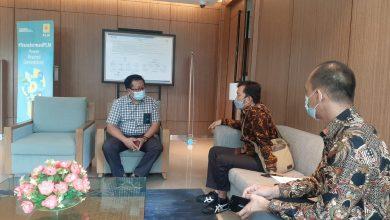 Photo of Gerak Cepat, Ketua DPRD Seluma Datangi PLN Pusat