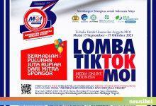 Photo of Ikut Lomba TikTok HUT MOI Yuk!! Hadiah Puluhan Juta